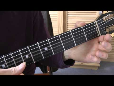 Cours de guitare - John Lennon : Jealous Guy (4/6) Refrain (agrment)