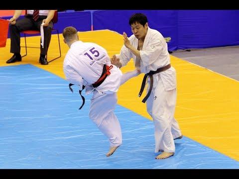 Aleksandr Aristov vs. Yusuke Negishi. 34th Alljapan (IKO)