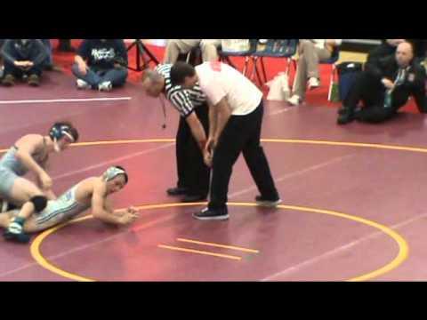 Ironman 2011: Austin Matthews (Reynolds) vs. Todd Preston (Blair Academy, NJ) 138