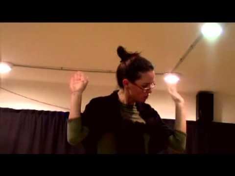 Monologos de teatro - Mary Paz