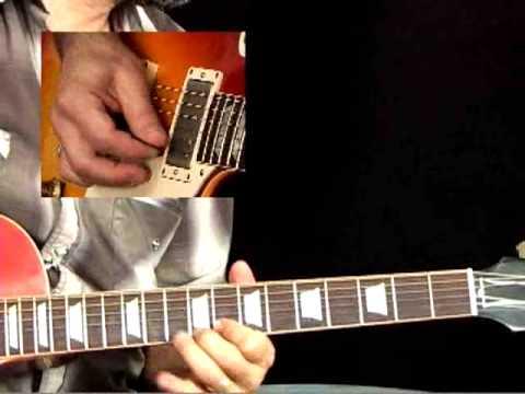 Blues Rock Guitar Lessons - Kings: Johnny Winter - Andy Aledort - Hoochie Breakdown 1
