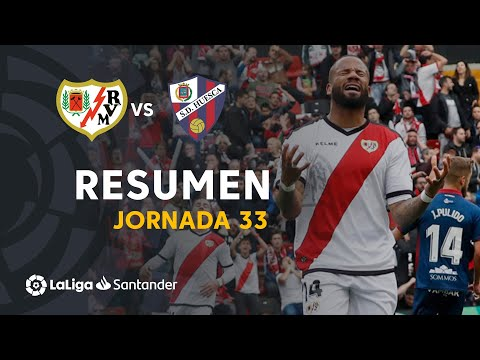 Resumen de Rayo Vallecano vs SD Huesca (0-0)