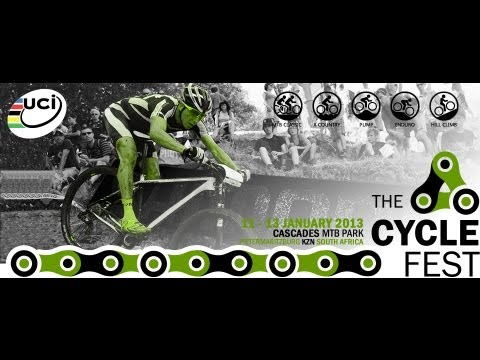 The Cycle Fest 2013 - The Teaser, The Promo - Fun with Greg Minnaar and Max Cluer
