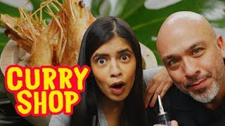 Jo Koy Gives a Filipino Food Crash Course | Curry Shop