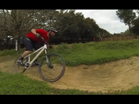 Trail Ninja How To: Pump Track 101 with Mark Weir