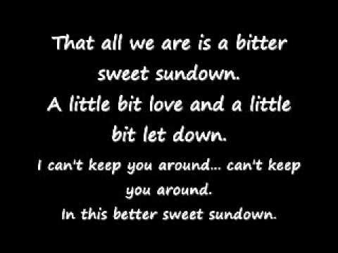 Framing Hanley - Bittersweet Sundown
