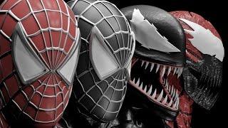 Spider-Man vs Venom The Symbiote Saga - Spider-Man Ultimate Series