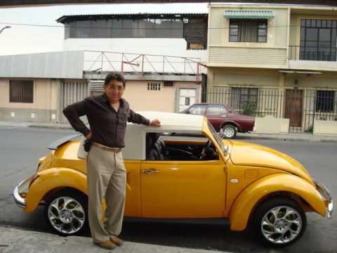 Volkswagen Beetle Convertible For Sale >> VW transformado a convertible - YouTube
