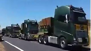 mobil truk terpanjang di dunia