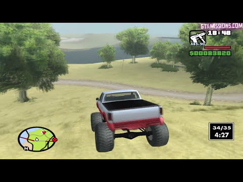 GTA San Andreas - PC - Mission 66 - Monster