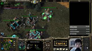 Who (Orc) vs XiaoKai (UD) - WarCraft 3 - Recommended -  WC####