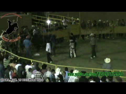 LOS DESTRUCTORES DE MEMO OCAMPO EN CHARO, MICHOACAN. DICIEMBRE 2013