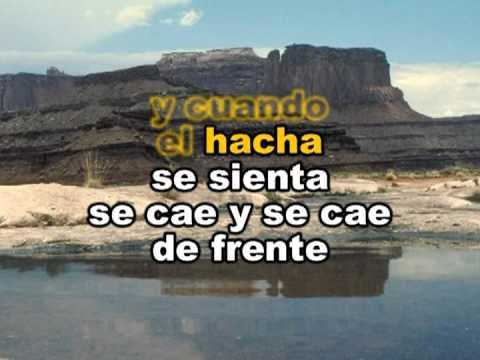 Hector Lavoe Hacha Y Machete Karaoke Chords - Chordify