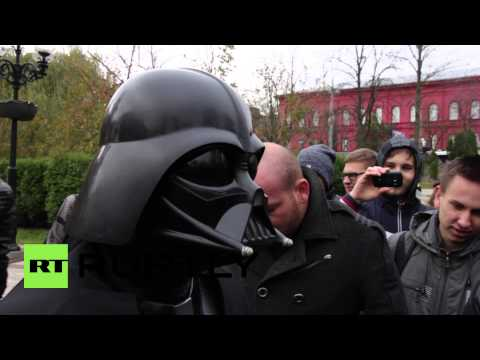 Ukraine: Darth Vader is BACK in time for key election
