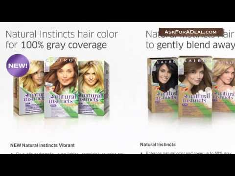 Natural Instincts Coupons