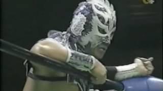 NOAH - Ultimo Dragon & YOSSINO vs Tatsuhito Takaiwa & Yoshihito Sasaki