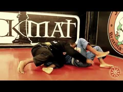 Spider Lasso Guard to Spinning Omoplata Sweep by Jackson Sousa Image 1