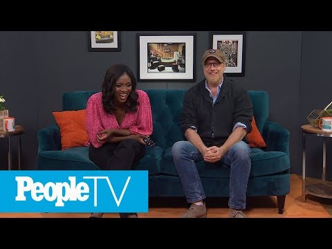 Chris Elliott Opens Up About 'Groundhog Day' Director Harold Ramis | PeopleTV | Entertainment Weekly