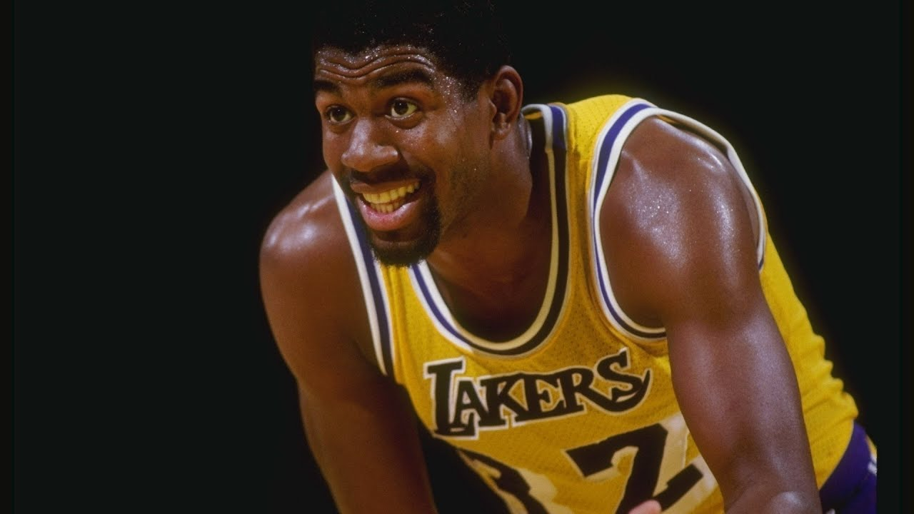 Magic Johnson Amazing Plays