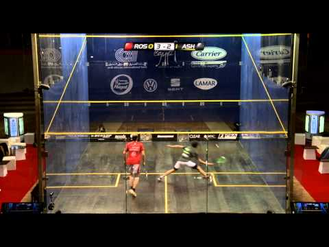Squash: 2014 Shot of the Year - Contenders