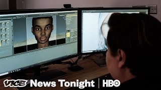 Digital Models & Break Up Facebook: VICE News Tonight Full Episode (HBO)