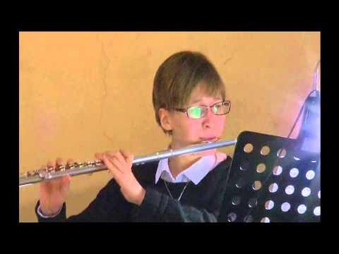 Бах Иоганн Себастьян - BWV 1031 - Соната для флейты №2 Сицилиана