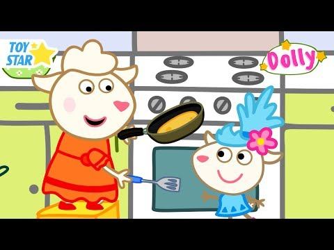 Dolly & Friends Best Cartoon Full Episodes for kids #510 FULL HD
