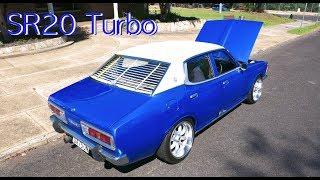 Datsun 180b Sr20det GrassRoots Garage
