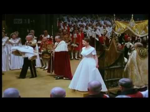 1953 The Coronation Of Queen Elizabeth Ii The