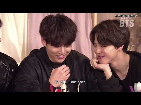 Jimin & Jungkook Flirting for 10 Minutes Straight