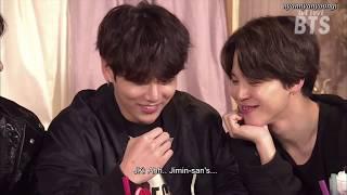 Jimin & Jungkook Flirting for 10 Minutes Straight