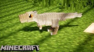 Minecraft Sinh Tồn Khủng Long #6 - Khủng long bạo chúa T-Rex khi còn nhỏ trông như thế nào