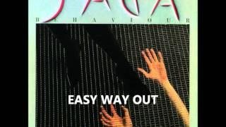 Watch Saga Easy Way Out video