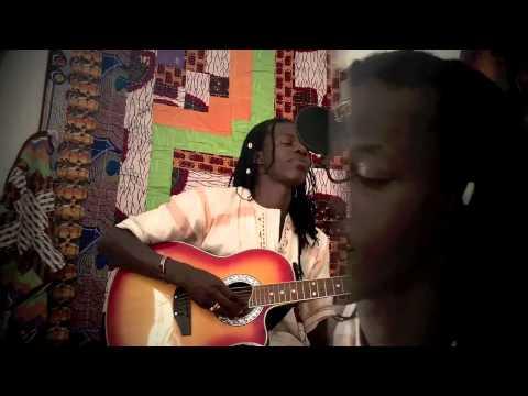 Bouyel - Immigration clandestine - Enregistrement à la Galerie Sinaa avec Aimelody à Nouakchott