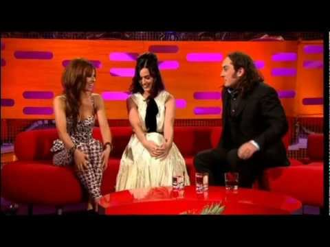 Katy Perry & Cheryl Cole - Katy Perry & Cheryl Cole on The Graham Norton Show (Part 2/3)