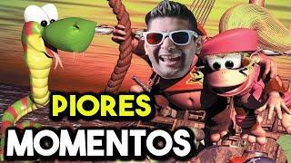 Melhores Momentos Donkey Kong Country 2 - Parte 2