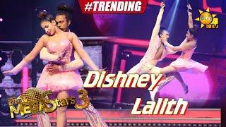 Dishney Rajapaksha with Lalith Mega Stars 3   Round 4   2021-06-06