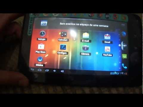 Tablet Foston Pad Fs- Mc788 Android 4.0 Wi-fi 2g 3g Embutido