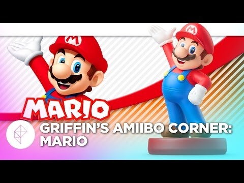 Griffin's amiibo Corner - Episode 1: Mario