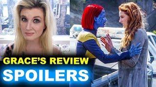 Dark Phoenix SPOILER Review