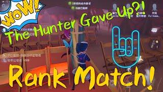 Good Teammates Can Make The Hunter Gave Up! Rank Match