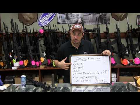 How to Clean a Suppressor/Silencer Part 1: Centerfire Rifle Suppressors