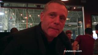 One Chicago Day 2016: Jason Beghe on CHICAGO PD