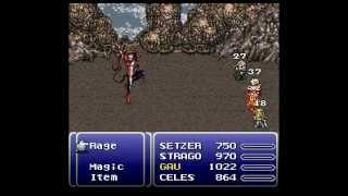 SNES Longplay [216] Final Fantasy VI (Part 4 of 7)