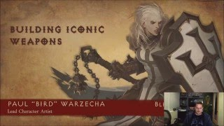 Lightning Talk: Building Iconic Weapons ft. Paul Warzecha