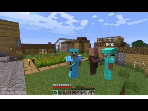 esk Lets Play | Minecraft MP 1.2.5 | #051 HD | Hur na jahody. Na co ???