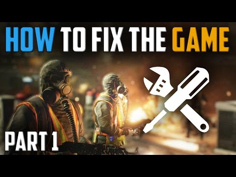 Division How I Would Fix Game Part 1
