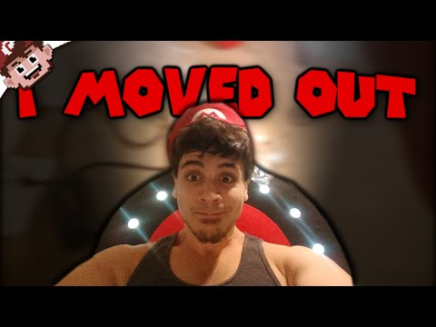 INTERNET...I Have Moved Out! (ChilledChaos VLog/Update)