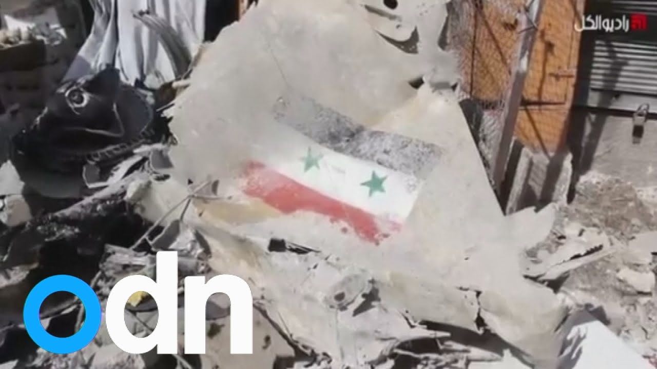 Syrian state fighter jet crashes, killing 27