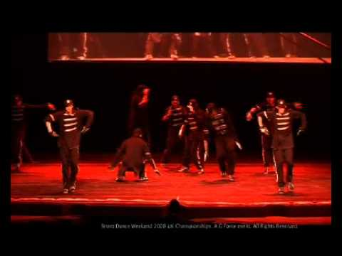 Diversity Street Dance Special Guest Performance 2008 video